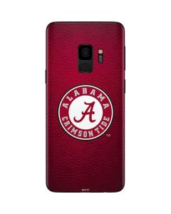 University of Alabama Seal Galaxy S9 Skin