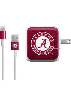 University of Alabama Seal iPad Charger (10W USB) Skin