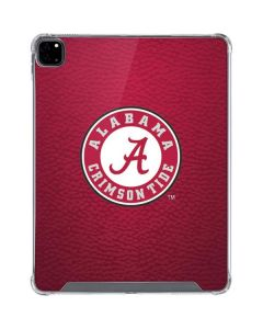 University of Alabama Seal iPad Pro 12.9in (2020) Clear Case