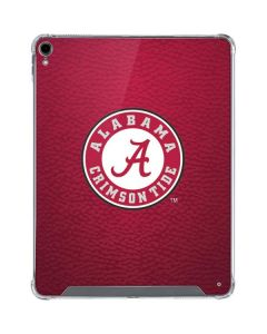 University of Alabama Seal iPad Pro 12.9in (2018-19) Clear Case