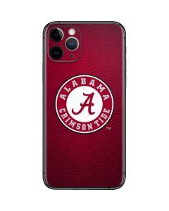 University of Alabama Seal iPhone 11 Pro Skin