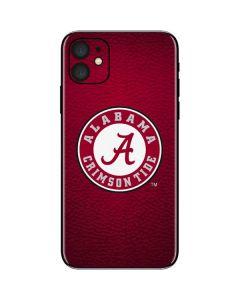 University of Alabama Seal iPhone 11 Skin