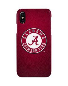 University of Alabama Seal iPhone XS Max Lite Case