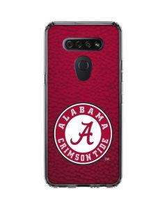 University of Alabama Seal LG K51/Q51 Clear Case