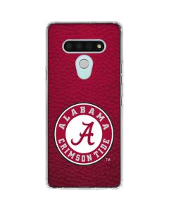 University of Alabama Seal LG Stylo 6 Clear Case