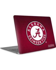 University of Alabama Seal Apple MacBook Air Skin