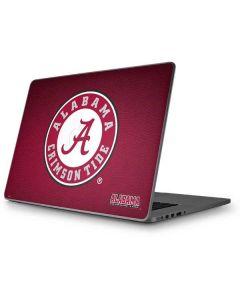 University of Alabama Seal Apple MacBook Pro 17-inch Skin