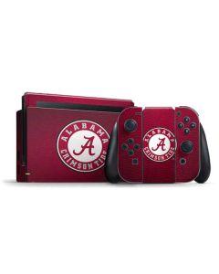 University of Alabama Seal Nintendo Switch Bundle Skin