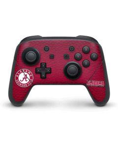 University of Alabama Seal Nintendo Switch Pro Controller Skin