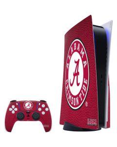 University of Alabama Seal PS5 Bundle Skin