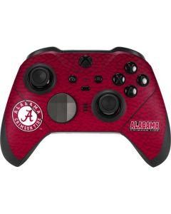 University of Alabama Seal Xbox Elite Wireless Controller Series 2 Skin