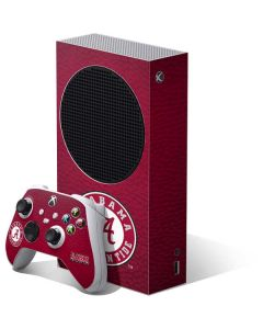 University of Alabama Seal Xbox Series S Bundle Skin