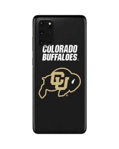 University of Colorado Buffaloes Galaxy S20 Plus Skin