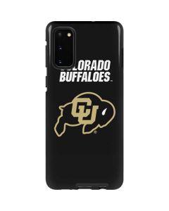 University of Colorado Buffaloes Galaxy S20 Pro Case