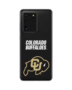 University of Colorado Buffaloes Galaxy S20 Ultra 5G Skin