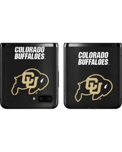 University of Colorado Buffaloes Galaxy Z Flip Skin