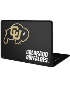University of Colorado Buffaloes Google Pixelbook Go Skin
