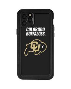 University of Colorado Buffaloes iPhone 11 Pro Max Waterproof Case