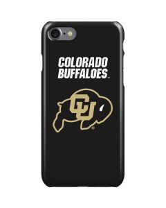 University of Colorado Buffaloes iPhone SE Lite Case