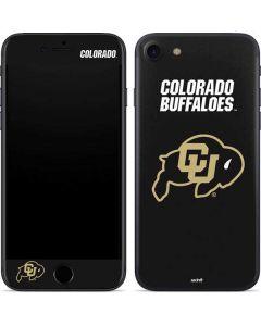 University of Colorado Buffaloes iPhone SE Skin