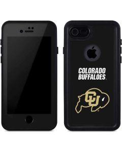 University of Colorado Buffaloes iPhone SE Waterproof Case