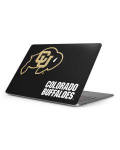 University of Colorado Buffaloes Apple MacBook Pro 16-inch Skin