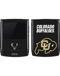University of Colorado Buffaloes Motorola RAZR Skin