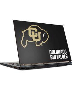 University of Colorado Buffaloes MSI GS65 Stealth Laptop Skin