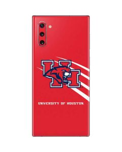 University of Houston Galaxy Note 10 Skin
