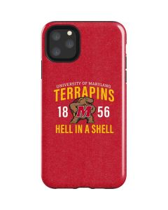 University of Maryland Terrapins Hell In A Shell iPhone 11 Pro Max Impact Case
