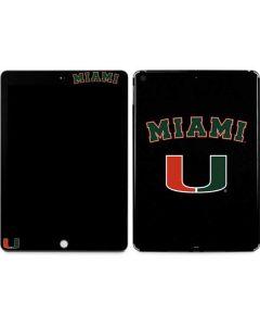 University of Miami The U Apple iPad Skin