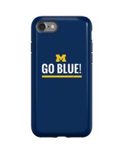 University of Michigan Go Blue iPhone SE Pro Case