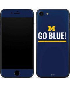 University of Michigan Go Blue iPhone SE Skin