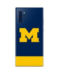 University of Michigan Logo Galaxy Note 10 Plus Skin