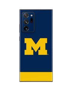 University of Michigan Logo Galaxy Note20 Ultra 5G Skin