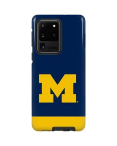 University of Michigan Logo Galaxy S20 Ultra 5G Pro Case