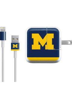 University of Michigan Logo iPad Charger (10W USB) Skin