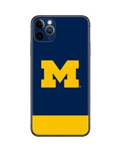 University of Michigan Logo iPhone 11 Pro Max Skin