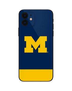 University of Michigan Logo iPhone 12 Skin