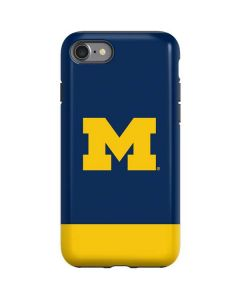 University of Michigan Logo iPhone SE Pro Case