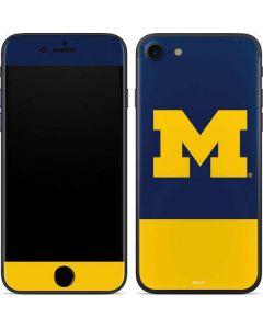 University of Michigan Logo iPhone SE Skin