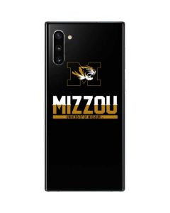 University of Missouri Mizzou Galaxy Note 10 Skin