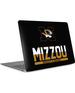 University of Missouri Mizzou Apple MacBook Air Skin