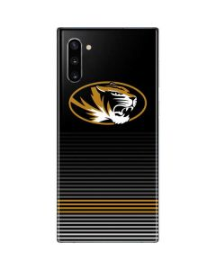 University of Missouri Striped Galaxy Note 10 Skin