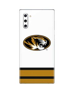 University of Missouri Tigers Galaxy Note 10 Skin