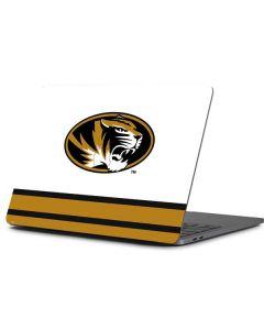 University of Missouri Tigers Apple MacBook Pro 13-inch Skin