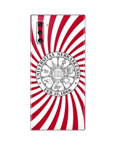 University of Nebraska Est 1869 Galaxy Note 10 Skin