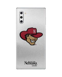 University of Nebraska Logo Galaxy Note 10 Skin
