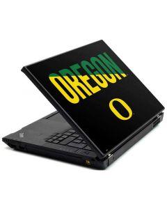 University of Oregon Bold Lenovo T420 Skin