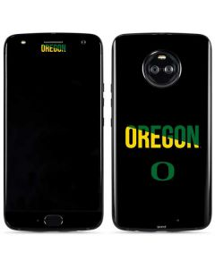 University of Oregon Bold Moto X4 Skin